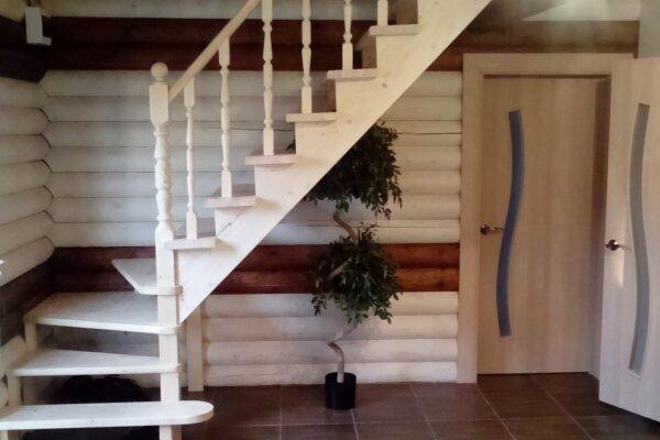 Дом, 100 кв.м. на 6 человек, 3 спальни, Овражная улица, 19, Анапа - Фотография 1