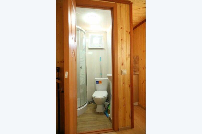 Деревянные домики под ключ, Магнолии, 9 на 1 номер - Фотография 25