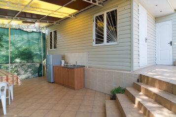 Уютный дом рядом с морем, 25 кв.м. на 4 человека, 2 спальни, Гурзуфское шоссе, 17Б, Гурзуф - Фотография 2