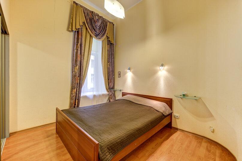 3-комн. квартира, 60 кв.м. на 6 человек, Невский проспект, 65, Санкт-Петербург - Фотография 2