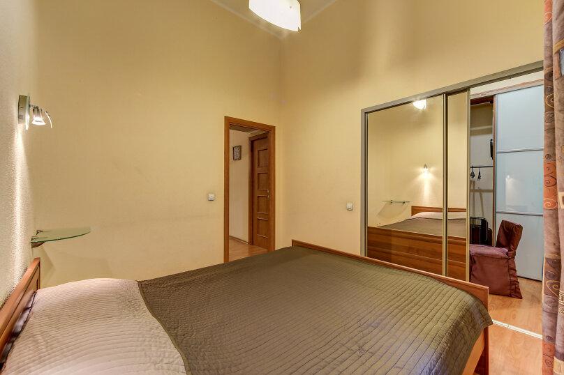 3-комн. квартира, 60 кв.м. на 6 человек, Невский проспект, 65, Санкт-Петербург - Фотография 8