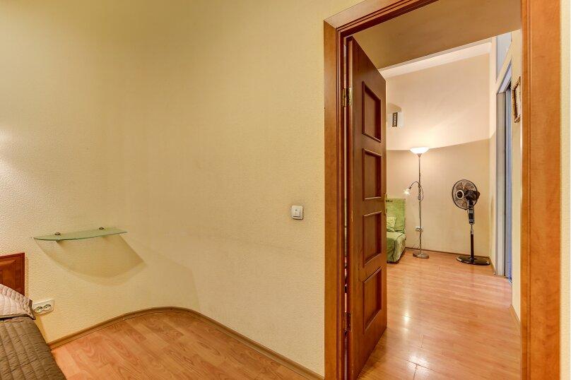 3-комн. квартира, 60 кв.м. на 6 человек, Невский проспект, 65, Санкт-Петербург - Фотография 10
