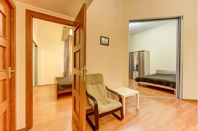 3-комн. квартира, 60 кв.м. на 6 человек, Невский проспект, 65, Санкт-Петербург - Фотография 11