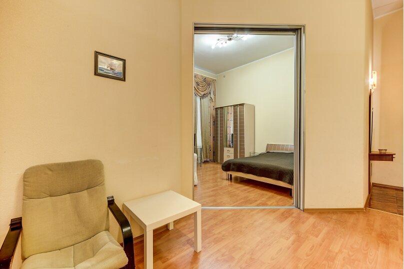 3-комн. квартира, 60 кв.м. на 6 человек, Невский проспект, 65, Санкт-Петербург - Фотография 13