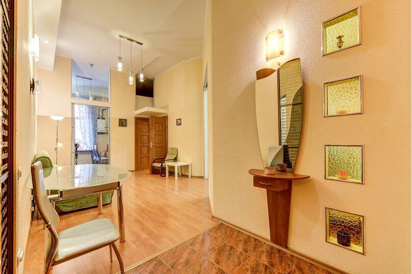 3-комн. квартира, 60 кв.м. на 6 человек, Невский проспект, 65, Санкт-Петербург - Фотография 17