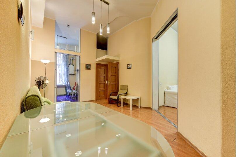 3-комн. квартира, 60 кв.м. на 6 человек, Невский проспект, 65, Санкт-Петербург - Фотография 19