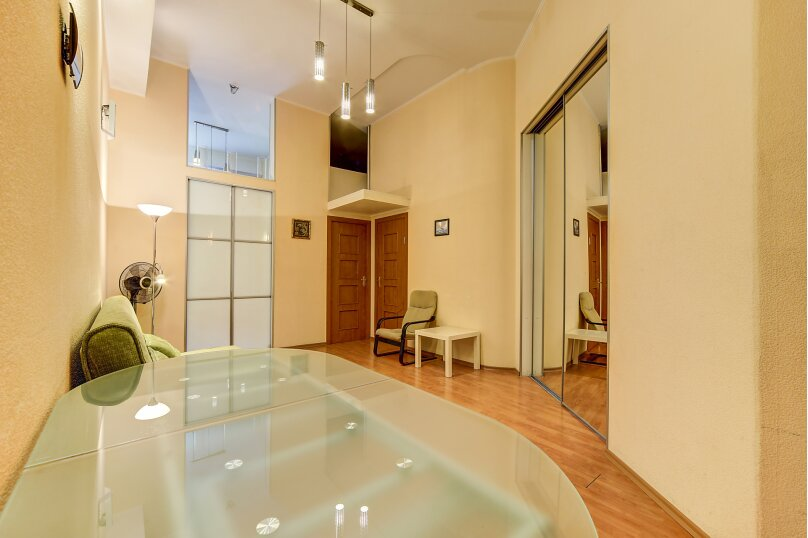 3-комн. квартира, 60 кв.м. на 6 человек, Невский проспект, 65, Санкт-Петербург - Фотография 20