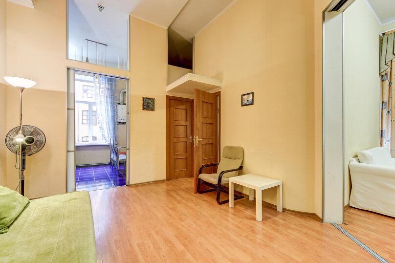 3-комн. квартира, 60 кв.м. на 6 человек, Невский проспект, 65, Санкт-Петербург - Фотография 22