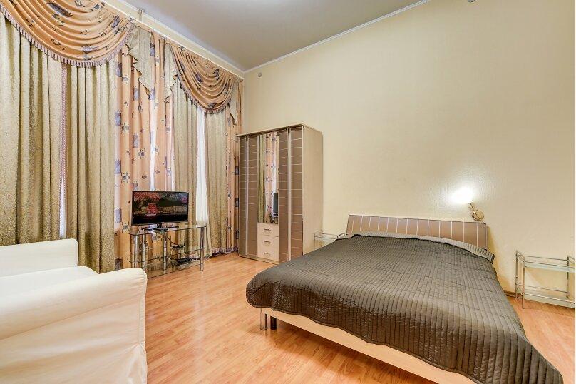 3-комн. квартира, 60 кв.м. на 6 человек, Невский проспект, 65, Санкт-Петербург - Фотография 23