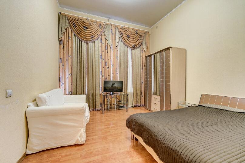 3-комн. квартира, 60 кв.м. на 6 человек, Невский проспект, 65, Санкт-Петербург - Фотография 24