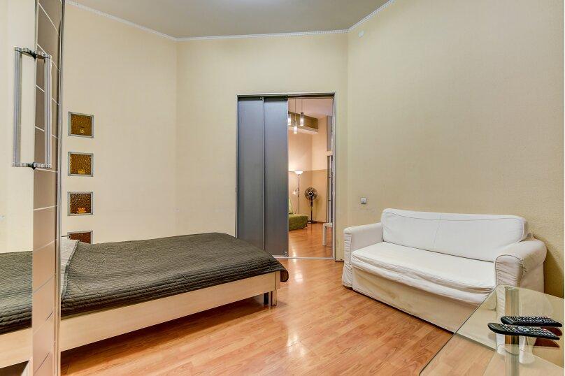 3-комн. квартира, 60 кв.м. на 6 человек, Невский проспект, 65, Санкт-Петербург - Фотография 28