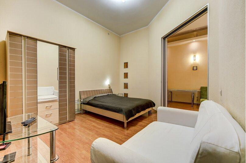 3-комн. квартира, 60 кв.м. на 6 человек, Невский проспект, 65, Санкт-Петербург - Фотография 29