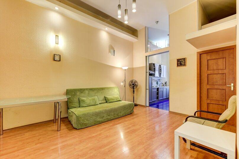 3-комн. квартира, 60 кв.м. на 6 человек, Невский проспект, 65, Санкт-Петербург - Фотография 31