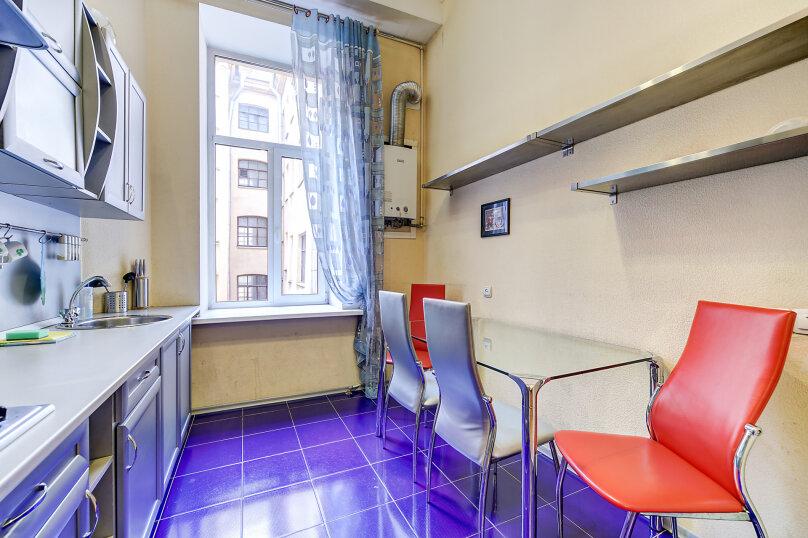 3-комн. квартира, 60 кв.м. на 6 человек, Невский проспект, 65, Санкт-Петербург - Фотография 33