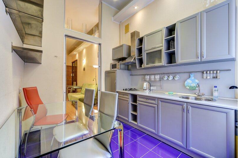 3-комн. квартира, 60 кв.м. на 6 человек, Невский проспект, 65, Санкт-Петербург - Фотография 35
