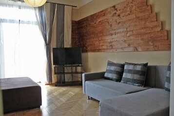 1-комн. квартира, 50 кв.м., улица Гагарина, 52, Кемерово - Фотография 1