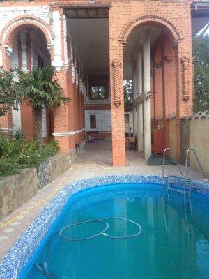 Дом, 250 кв.м. на 7 человек, 3 спальни, улица Шкляревского, 8, Кореиз - Фотография 1