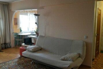 3-комн. квартира, 65 кв.м. на 7 человек, Октябрьский проспект, 14Б, Петрозаводск - Фотография 4