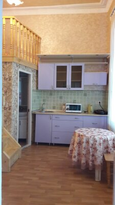 1-комн. квартира, 20 кв.м. на 4 человека, улица 9 Мая, 7, Гурзуф - Фотография 1