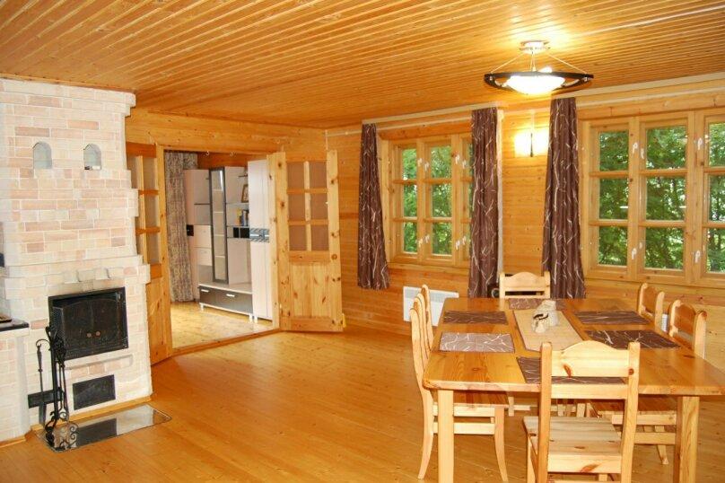 Дом, 90 кв.м. на 8 человек, 3 спальни, поселок Машезеро, 14, Петрозаводск - Фотография 3