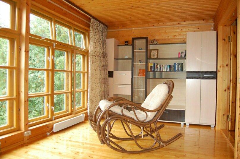 Дом, 90 кв.м. на 8 человек, 3 спальни, поселок Машезеро, 14, Петрозаводск - Фотография 12