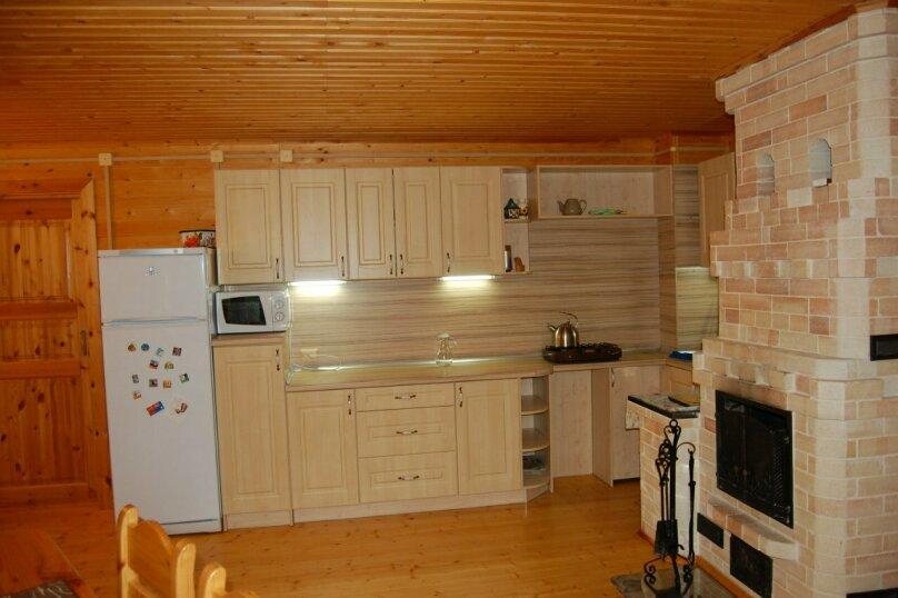 Дом, 90 кв.м. на 8 человек, 3 спальни, поселок Машезеро, 14, Петрозаводск - Фотография 16