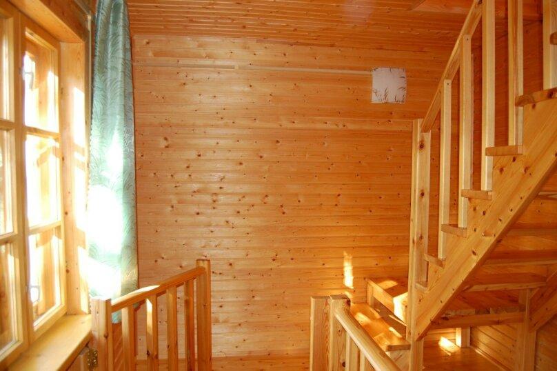 Дом, 90 кв.м. на 8 человек, 3 спальни, поселок Машезеро, 14, Петрозаводск - Фотография 20