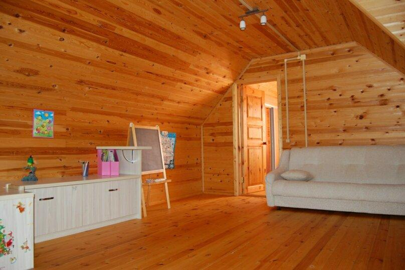 Дом, 90 кв.м. на 8 человек, 3 спальни, поселок Машезеро, 14, Петрозаводск - Фотография 23