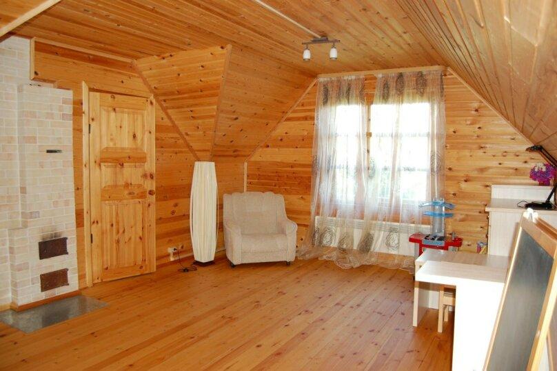 Дом, 90 кв.м. на 8 человек, 3 спальни, поселок Машезеро, 14, Петрозаводск - Фотография 24