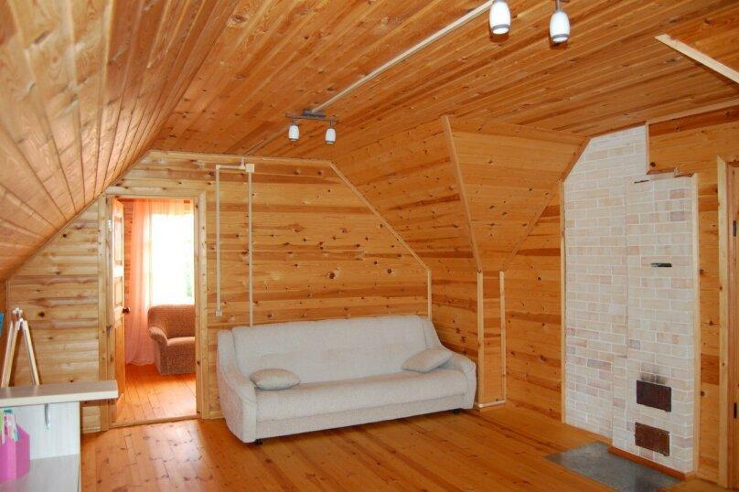 Дом, 90 кв.м. на 8 человек, 3 спальни, поселок Машезеро, 14, Петрозаводск - Фотография 25