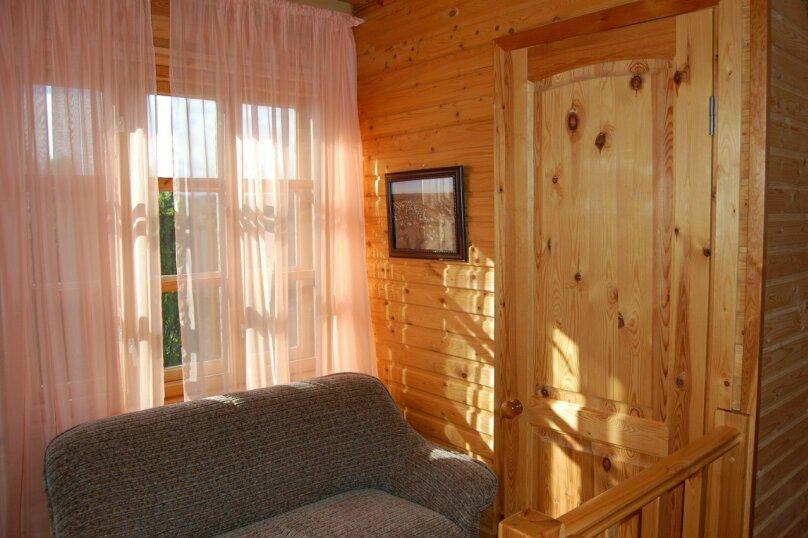 Дом, 90 кв.м. на 8 человек, 3 спальни, поселок Машезеро, 14, Петрозаводск - Фотография 33