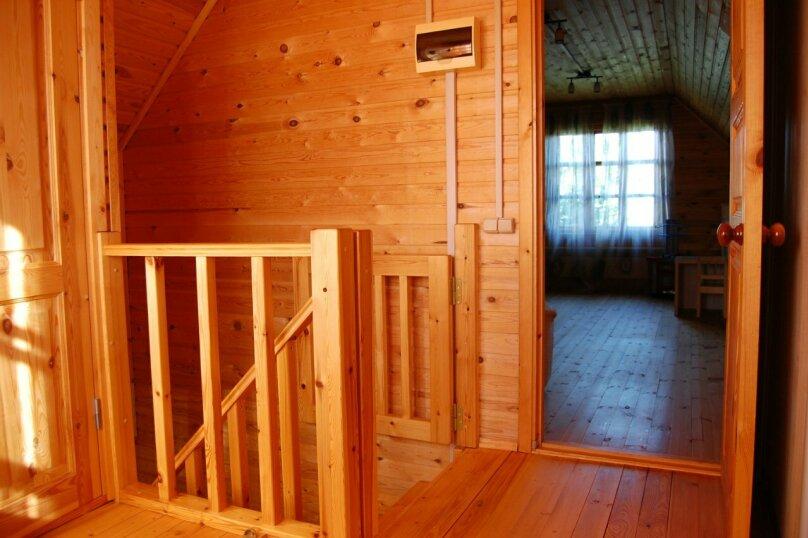 Дом, 90 кв.м. на 8 человек, 3 спальни, поселок Машезеро, 14, Петрозаводск - Фотография 34