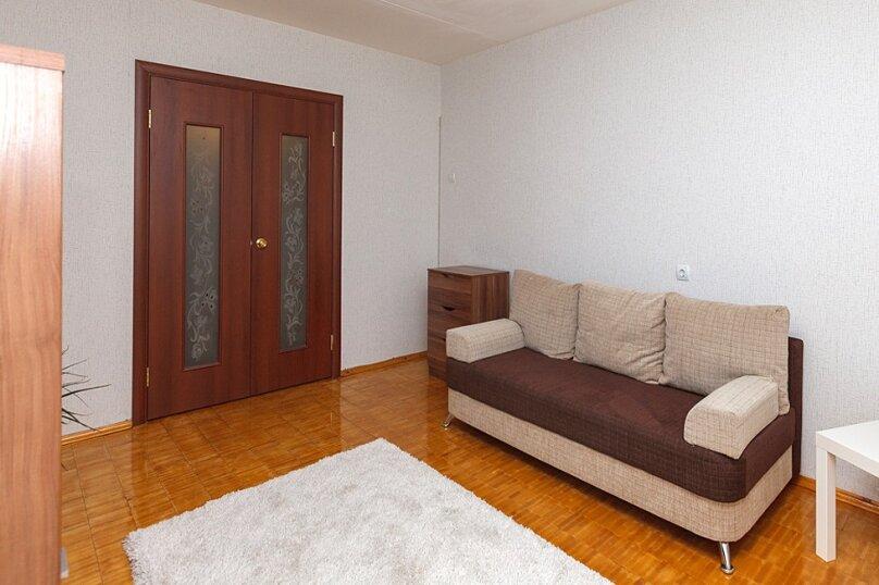2-комн. квартира, 46 кв.м. на 6 человек, Родонитовая улица, 2к2, Екатеринбург - Фотография 4