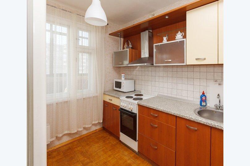 2-комн. квартира, 46 кв.м. на 6 человек, Родонитовая улица, 2к2, Екатеринбург - Фотография 6