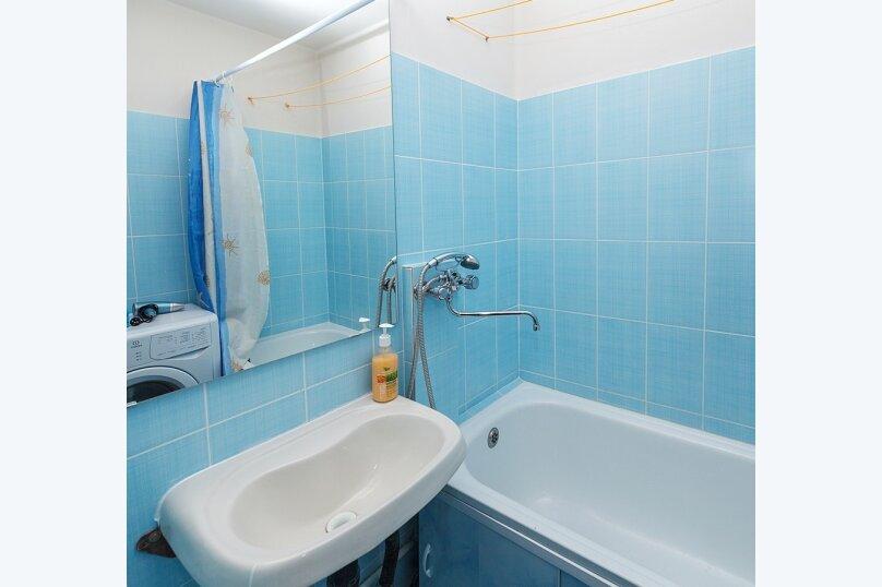 2-комн. квартира, 46 кв.м. на 6 человек, Родонитовая улица, 2к2, Екатеринбург - Фотография 8