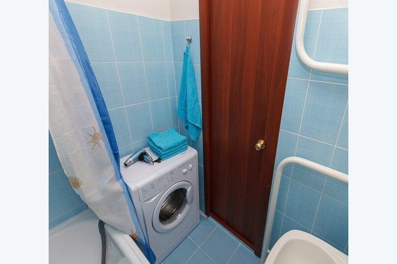 2-комн. квартира, 46 кв.м. на 6 человек, Родонитовая улица, 2к2, Екатеринбург - Фотография 9