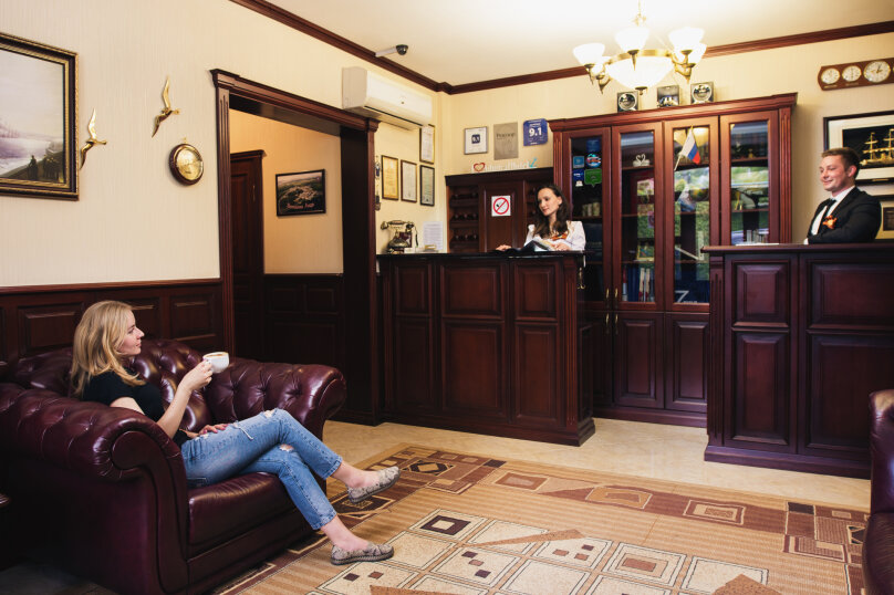 """Отель """"Адмирал"""", улица Щербака, 22А на 19 номеров - Фотография 9"""