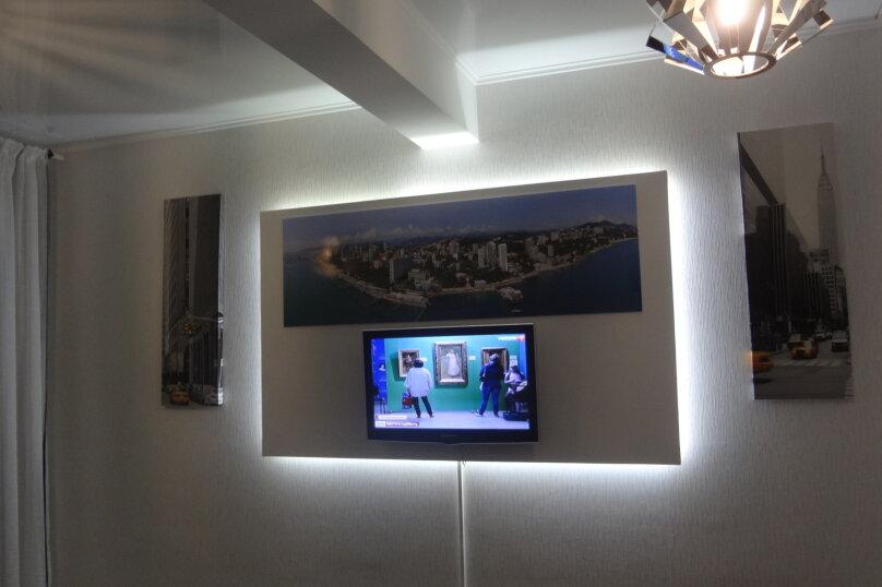 1-комн. квартира, 35 кв.м. на 2 человека, переулок Горького, 18, Сочи - Фотография 26