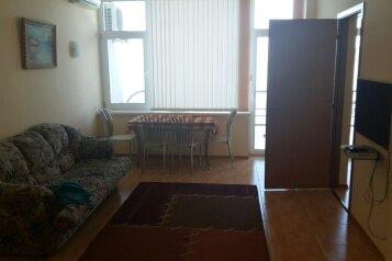2-комн. квартира, 56 кв.м. на 5 человек, шоссе Дражинского, 4, Отрадное, Ялта - Фотография 4