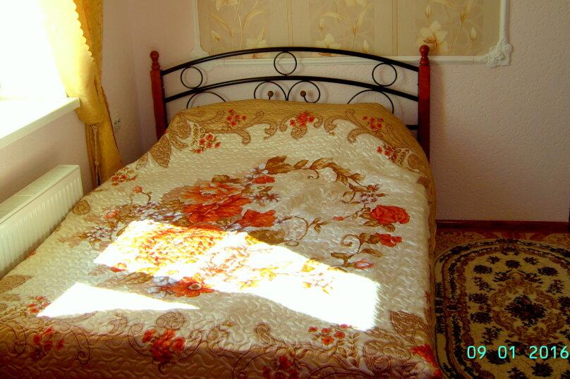 Семейный Люкс на первом этаже №2 Четырехместный (двухспальная кровать и раскладной диван), Береговая улица, 15, Заозерное - Фотография 1
