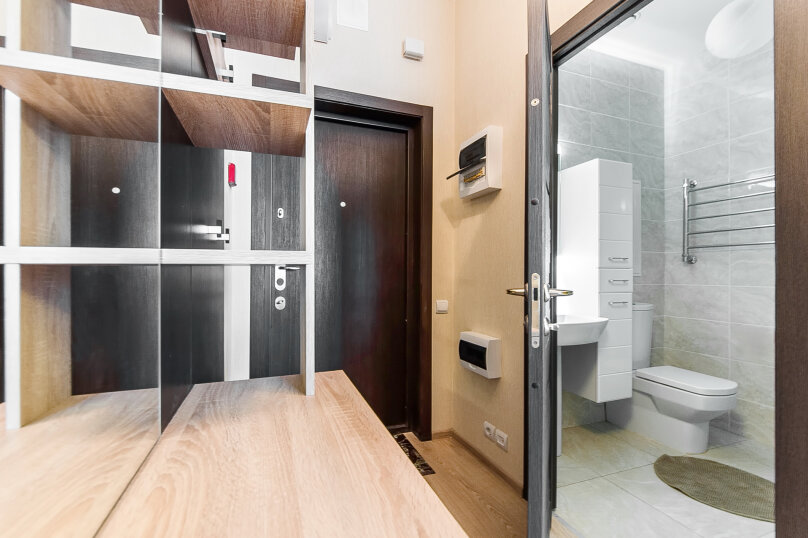1-комн. квартира, 45 кв.м. на 3 человека, Причальный проезд, 8к1, Москва - Фотография 15