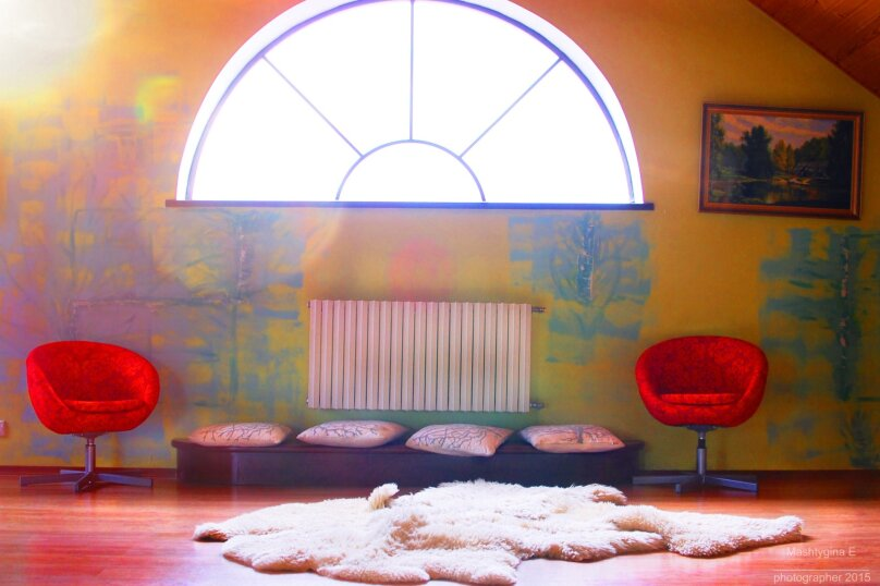 Дом у пруда, 500 кв.м. на 25 человек, 3 спальни, д. Рыжево, 46а, Егорьевск - Фотография 41