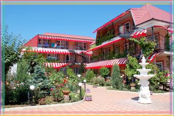 Мини-отель 50 метров от Черного моря, Песчаная, 13А на 24 номера - Фотография 1