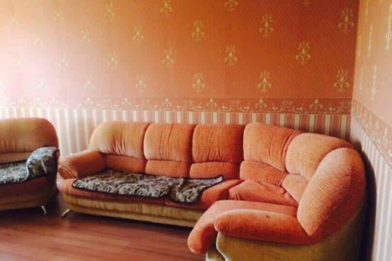 3-комн. квартира, 76 кв.м. на 6 человек, Левадинский спуск, 46, Пятигорск - Фотография 2