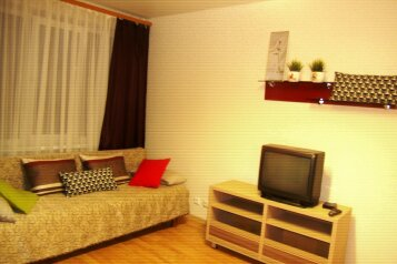 1-комн. квартира, 42 кв.м. на 4 человека, улица Сергея Преминина, Вологда - Фотография 2