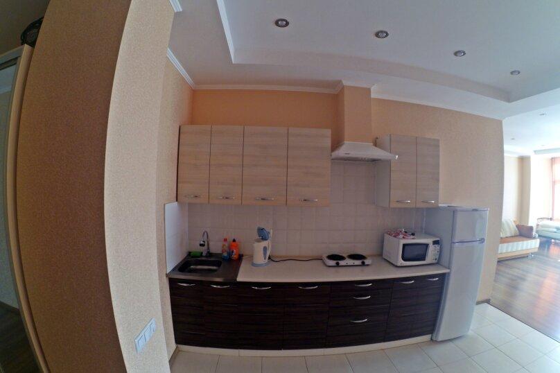 1-комн. квартира, 70 кв.м. на 4 человека, Северная улица, 43, Форос - Фотография 2