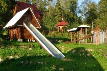Коттедж на берегу реки, 240 кв.м. на 17 человек, 3 спальни, деревня Попово, Чехов - Фотография 4