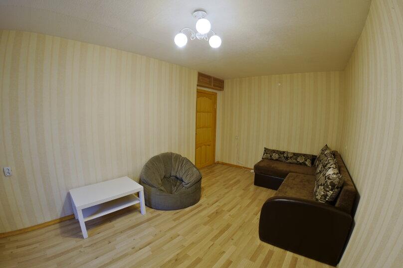 2-комн. квартира, 44 кв.м. на 4 человека, улица Володарского, 4, Нижний Новгород - Фотография 5