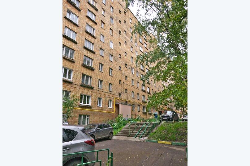 2-комн. квартира, 44 кв.м. на 4 человека, улица Володарского, 4, Нижний Новгород - Фотография 11