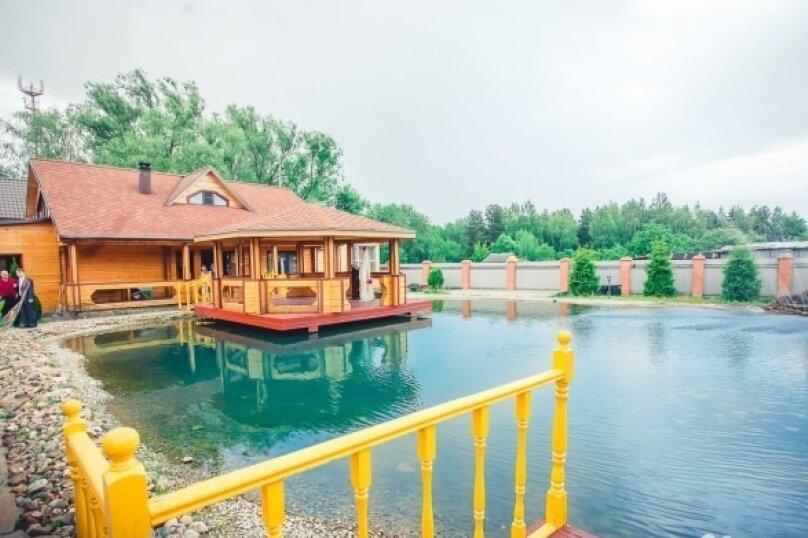 Дом, 400 кв.м. на 16 человек, деревня Лебедево, 36, Тверь - Фотография 1
